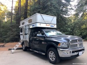 Flatbed Truck Campers FWC Hawk