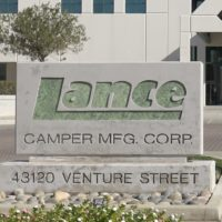 Lance Camper Factory Tour